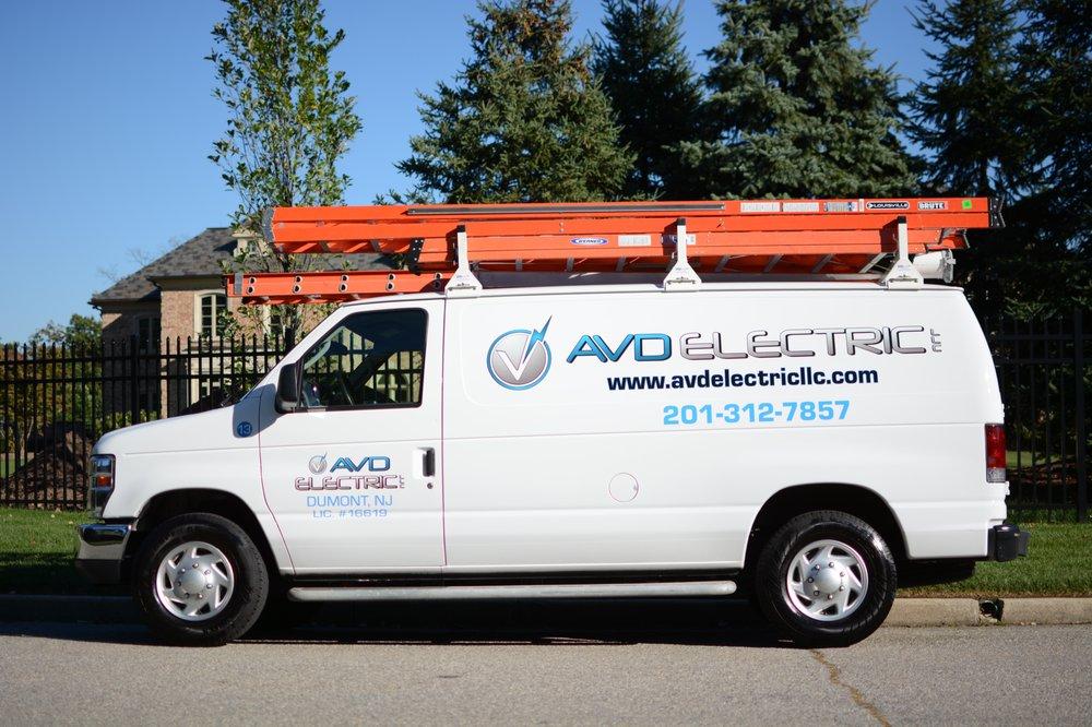 AVD Electric LLC: 15 Blish Pl, Dumont, NJ