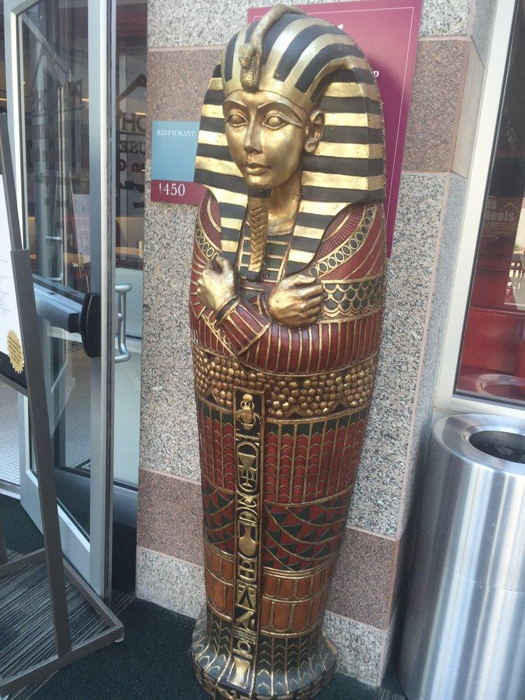 Pharaoh S Restaurant In Raleigh