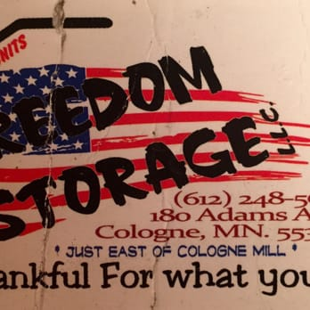 Photo Of Freedom Storage   Cologne, MN, United States