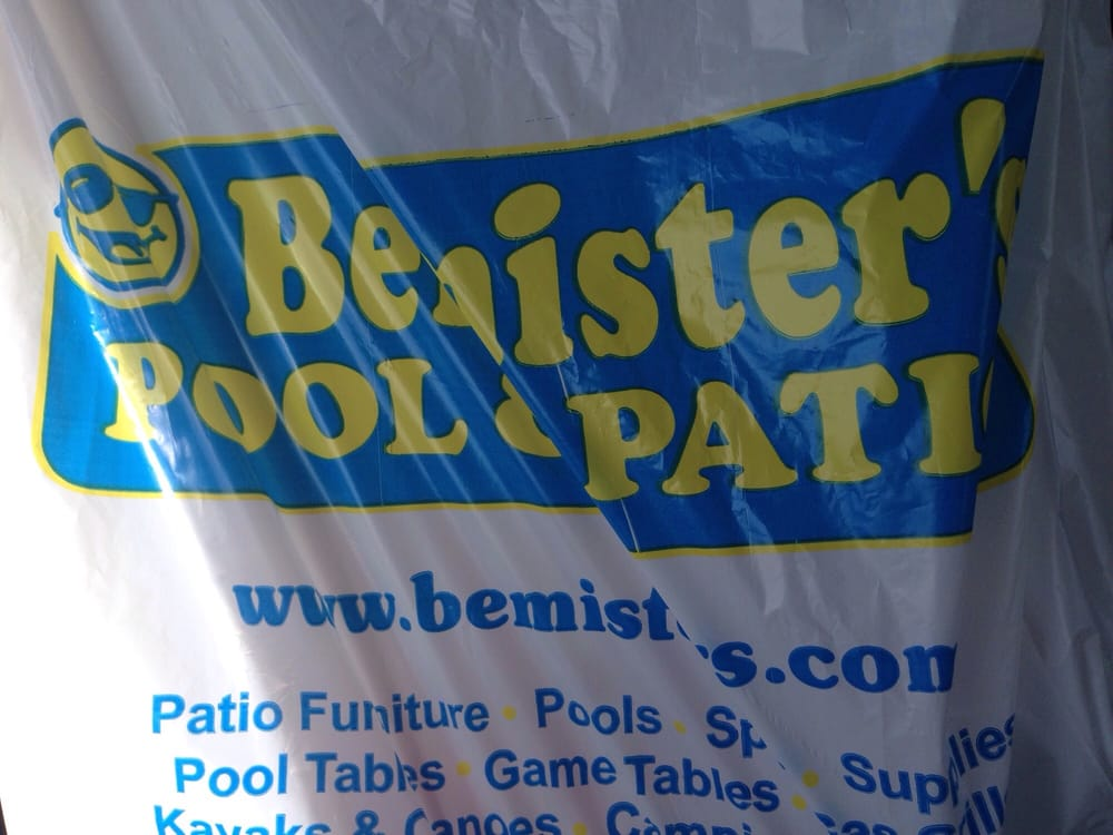 Bemister's Pool & Patio: Hudson, NH