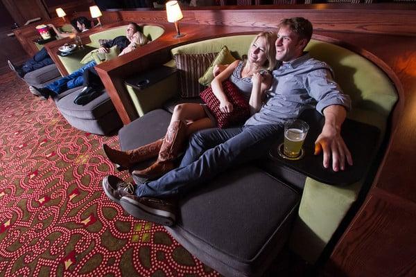 Cuddling in Cinetopia Vancouver Mall 23's Movie Parlor ...