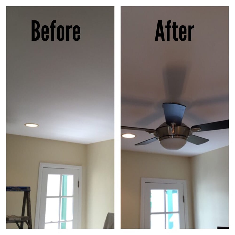 Ceiling Fans How To Install Ceiling Fans