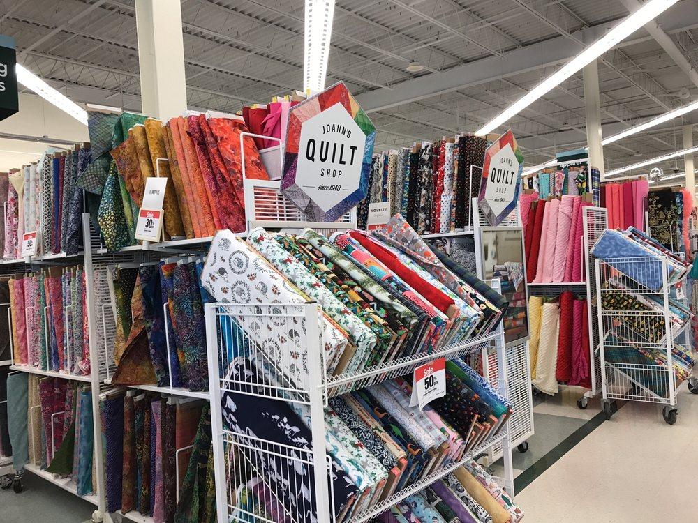Jo-Ann Fabrics and Crafts