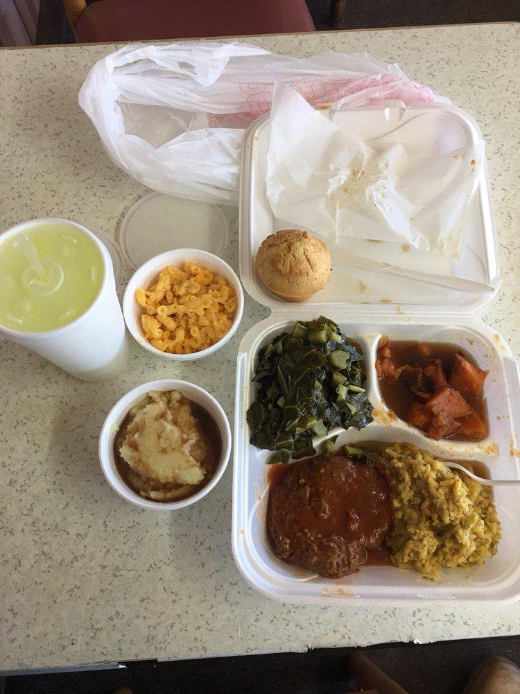 JJ's Country Cooking: 1127 Moreland Ave SE, Atlanta, GA