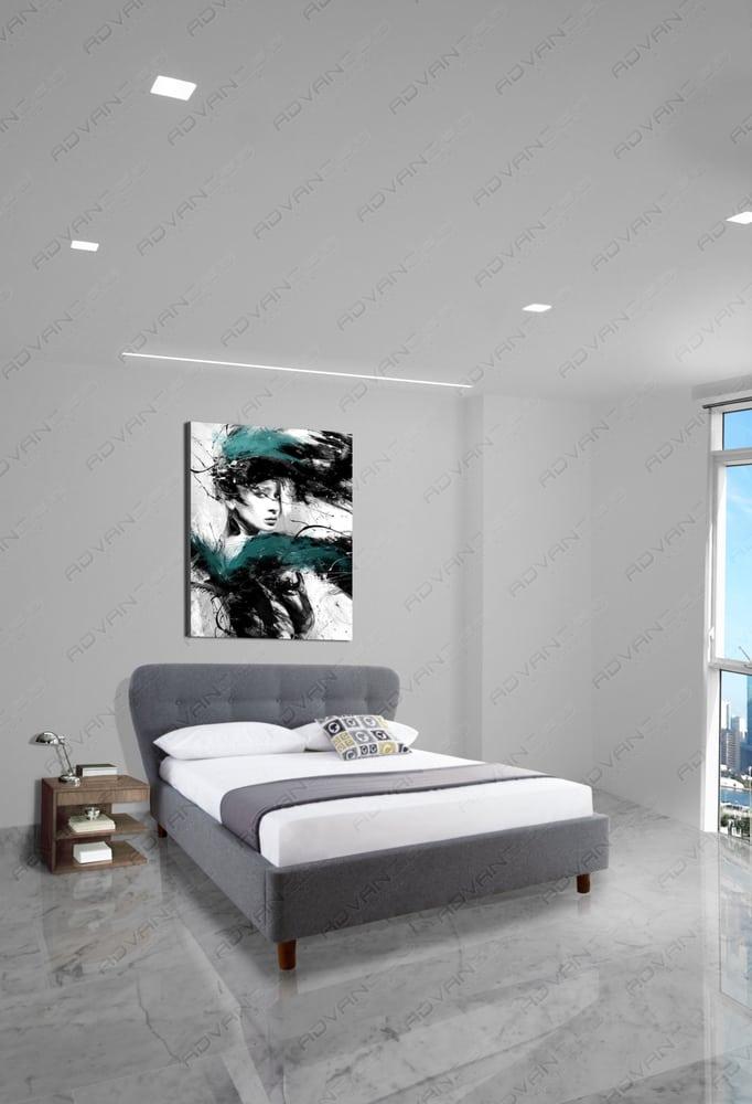 led linear lighting trimless ceramic square ceiling lights led