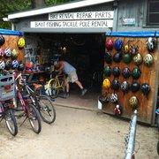 ... Photo of Brad's Bike Rental & Repair - Peaks Island, ME, United States.
