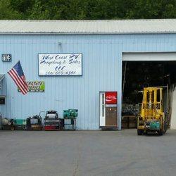 West Coast Rv Recycling Amp Sales Rv Dealers 1103 W