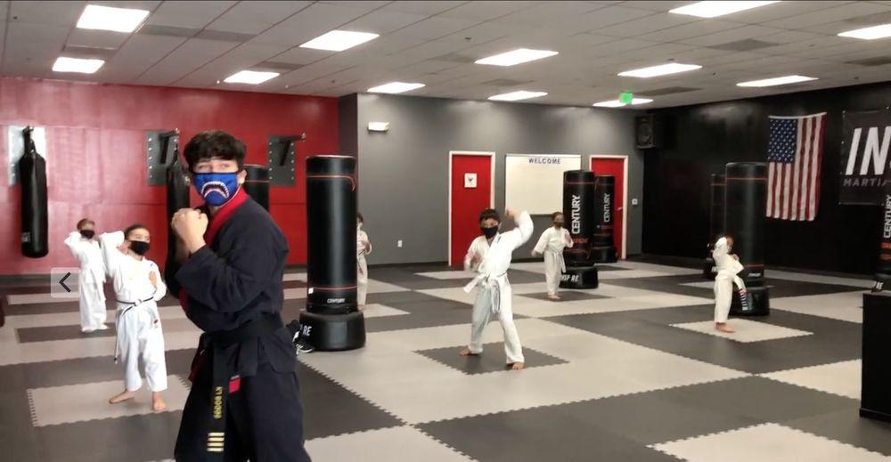Inspire Martial Arts & Fitness