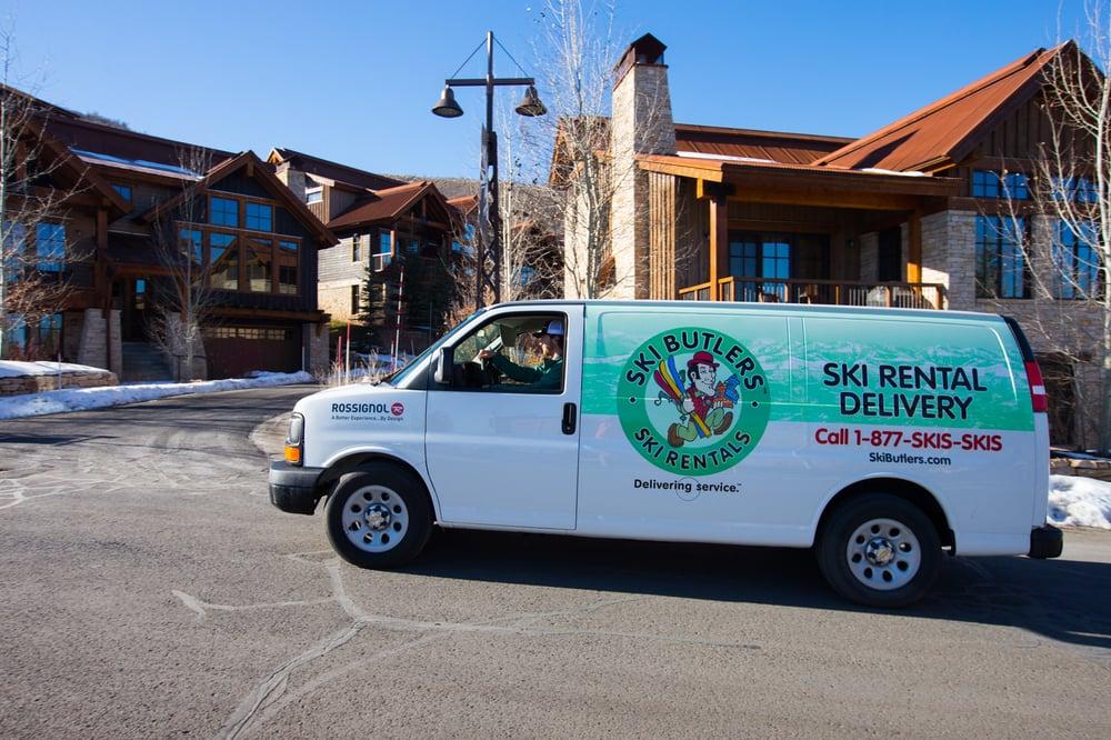 Ski Butlers: 618 Mountain Village Blvd, Telluride, CO