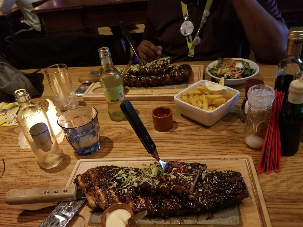 Granny's Grill: Westerstraat 75, Rotterdam, ZH