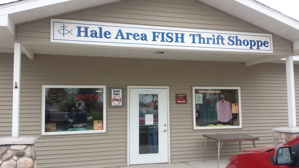 hale area fish thrift shoppe thrift stores 207 e main