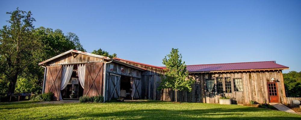 The Barn at High Point Farms: 263 Parrish Ln, Flintstone, GA