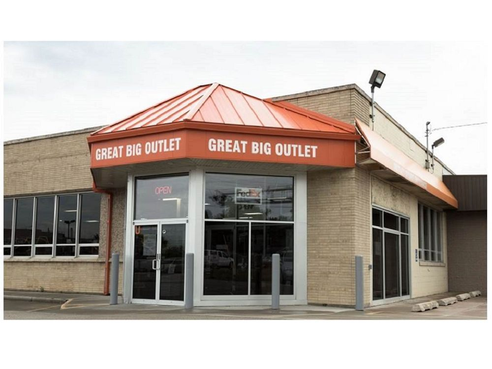Great Big Outlet: 2815 Losey Blvd S, La Crosse, WI