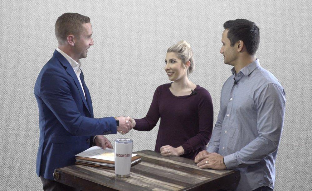 Justin Pekarek - Stockworth Realty Group