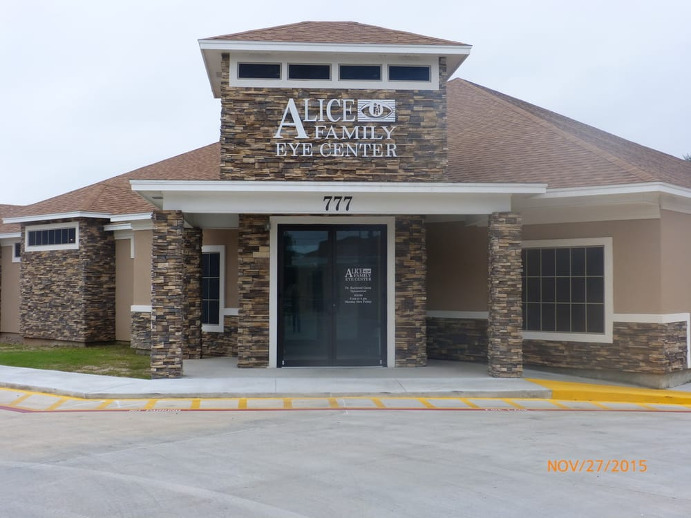Alice Family Eye Center: 777 N Texas Blvd, Alice, TX