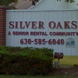 silver oaks at waterford senior apartments apartments 1819
