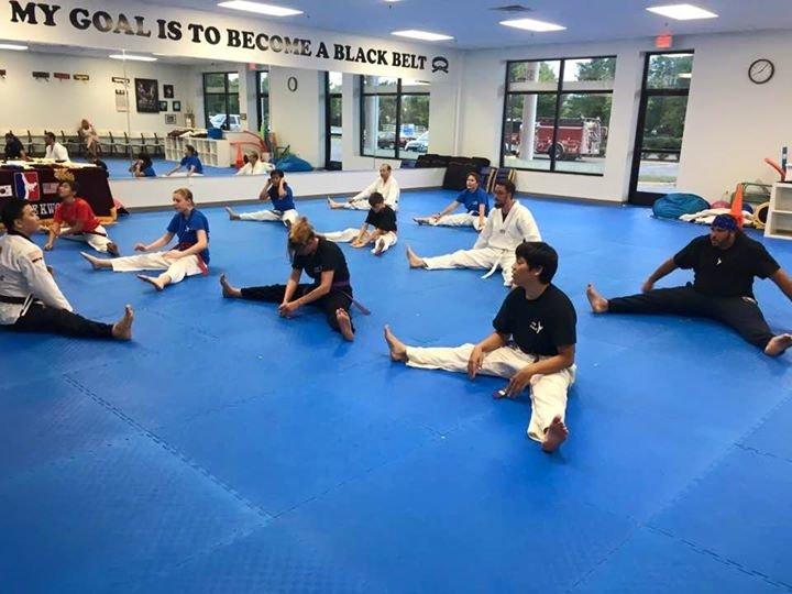 JUN LEE Taekwondo: 700 Fieldstone Dr NE, Leesburg, VA