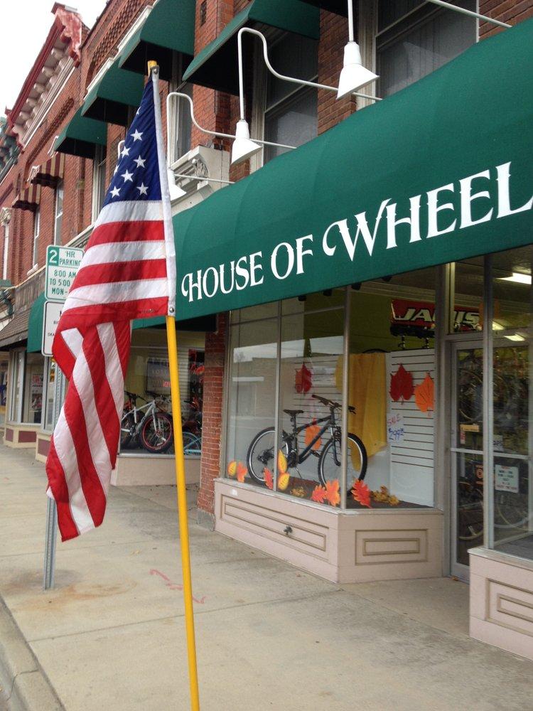 House of Wheels: 814 W Main St, Owosso, MI