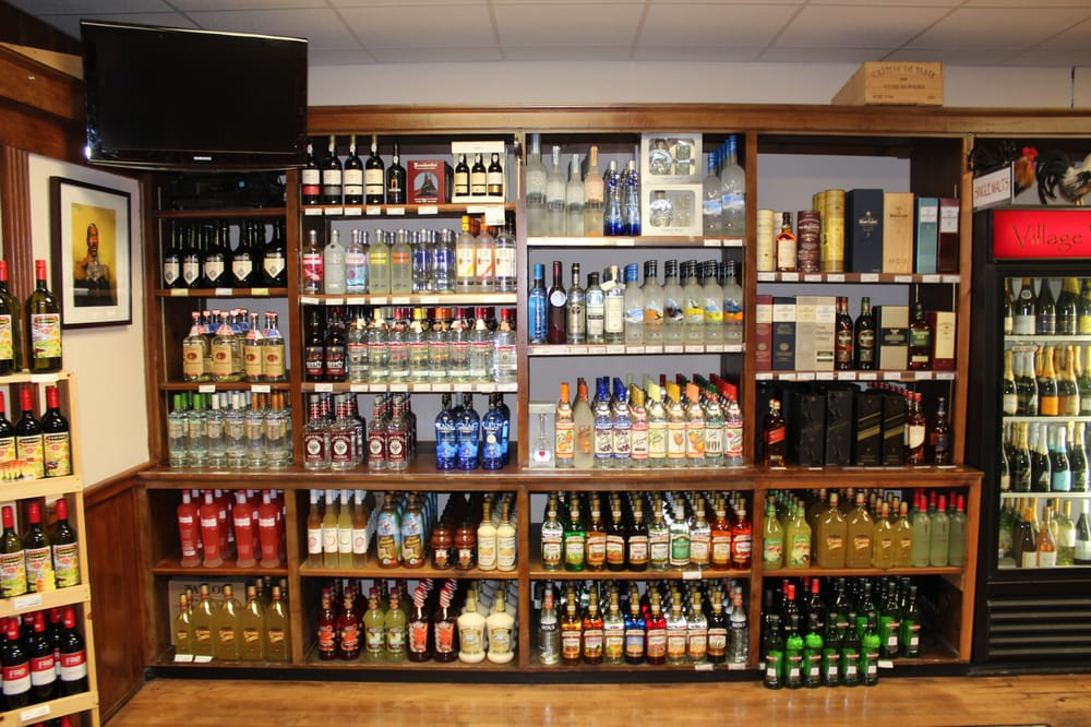Village Wines & Spirits: 1009 Park Blvd, Massapequa Park, NY