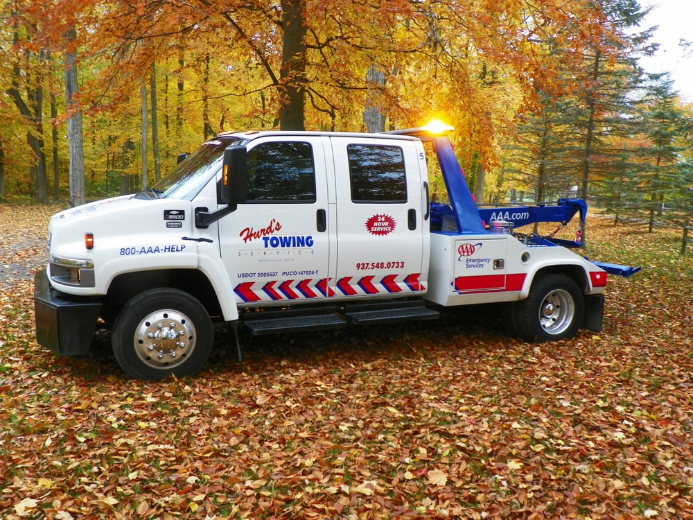 Towing business in Greenville, OH