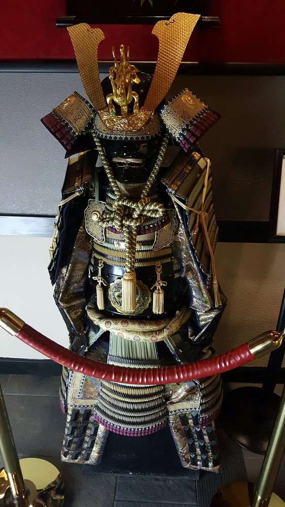Auto Armor Review >> Yoroi is a Japanese armor to guard the body from attack or weapons such as arrows and swords in ...