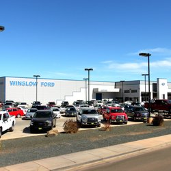 Ford Dealers Az >> Winslow Ford Car Dealers 840 Mikes Pike Winslow Az Phone
