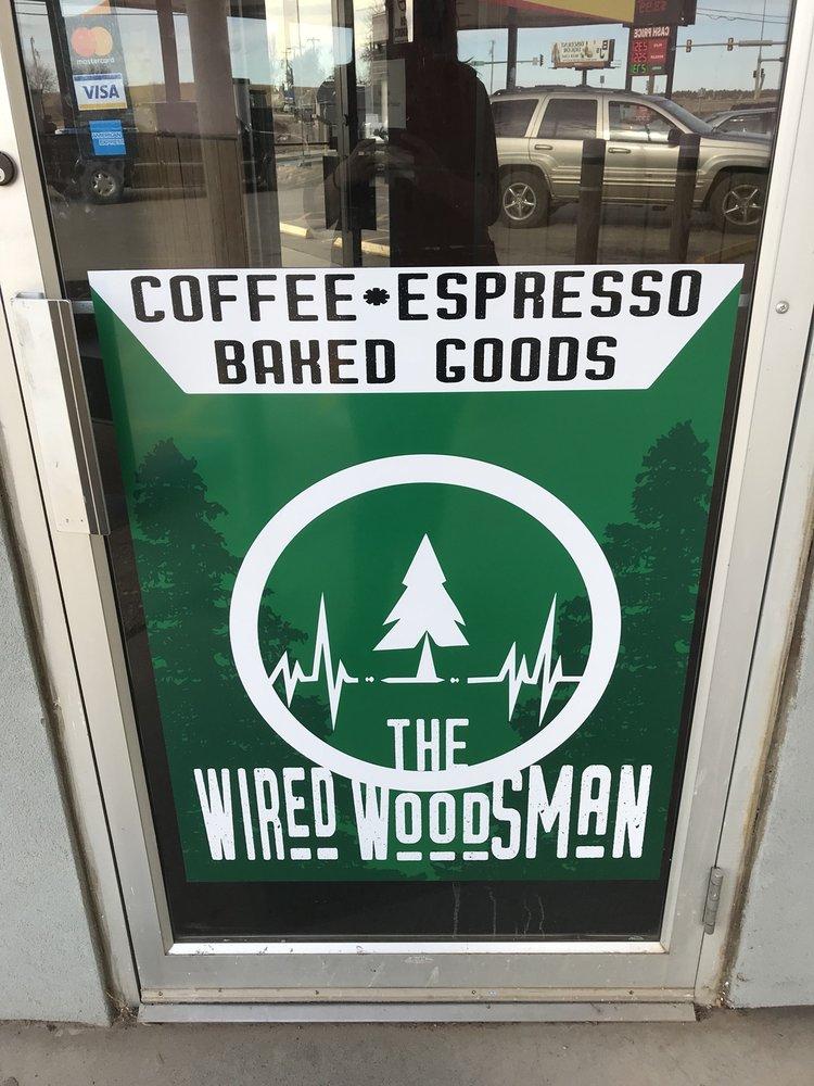 The Wired Woodsman Coffeehouse: 7211 Black Hawk Rd, Black Hawk, SD