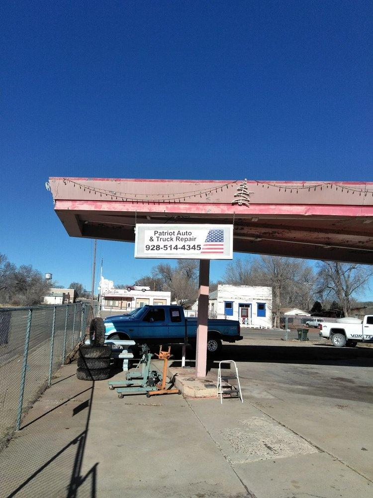 Patriot Automotive & Truck Repair: 268 Lewis Ave, Ash Fork, AZ