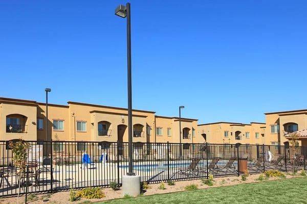 Raintree Apartments 2400 E Llano Estacado Blvd Clovis, NM
