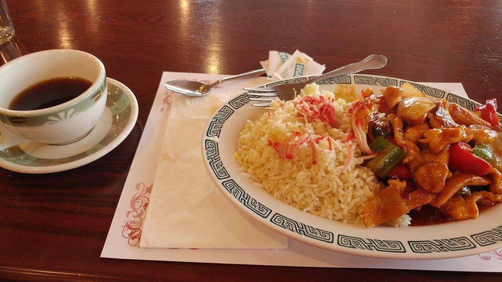 Food from Golden Teriyaki