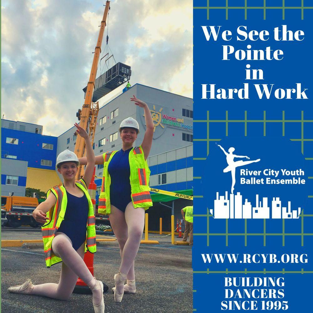 River City Youth Ballet Ensemble: 4110 Maccorkle Ave SE, Charleston, WV