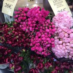 Monceau Fleurs Florists 34 Bd Des Invalides 7eme Paris France