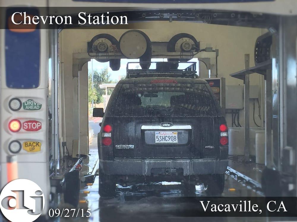 Car Washes In Fairfield California