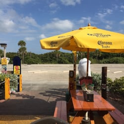 Photo Of Sandbar Sports Grill Cocoa Beach Fl United States Parking Lot