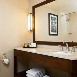 Photo Of Sheraton Needham Hotel Ma United States Guest Bathroom