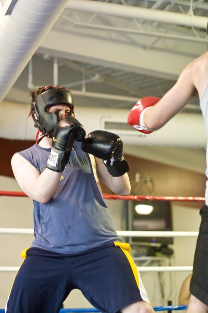pro boxing and muay thai sparring in austin