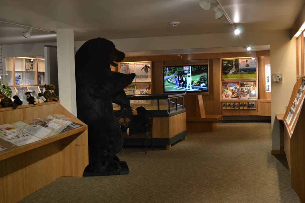 White Mountains Visitor Center: 200 Kancamagus Hwy, North Woodstock, NH