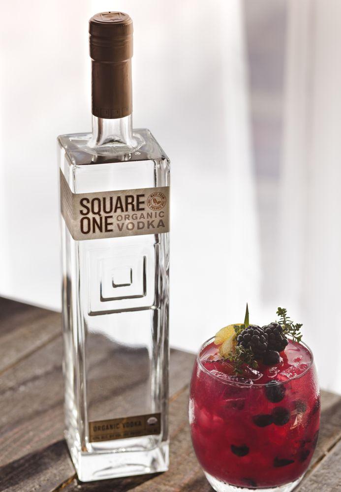 Square One Organic Spirits: Novato, CA
