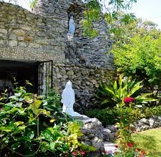 Our Lady of Lourdes Grotto: 1010 Windsor Ln, Key West, FL