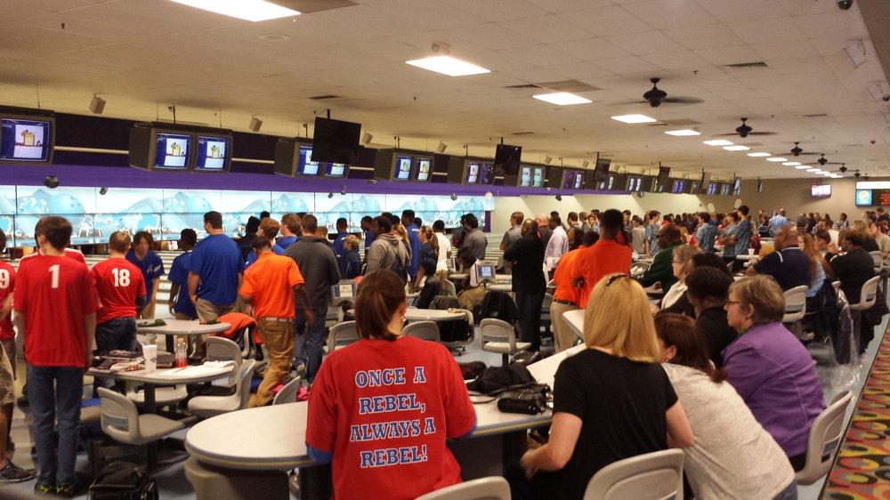 Oak Mountain Lanes: 300 Bowling Ln, Pelham, AL