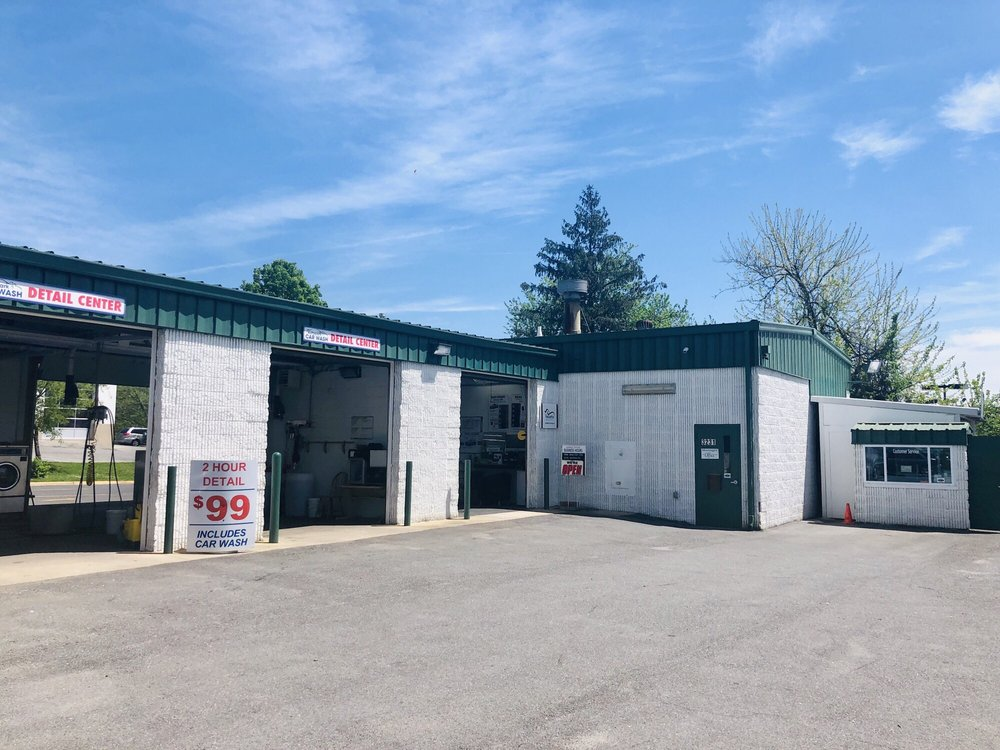 Autopark Car Wash: 3231 Automobile Blvd, Silver Spring, MD