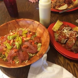 Photo Of Galati S Restaurant Sebring Fl United States Chef Salad And Meat