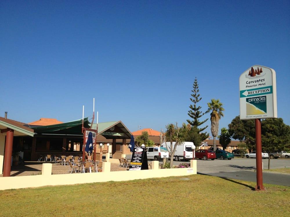 Best Western Cervantes Pinnacles Motel