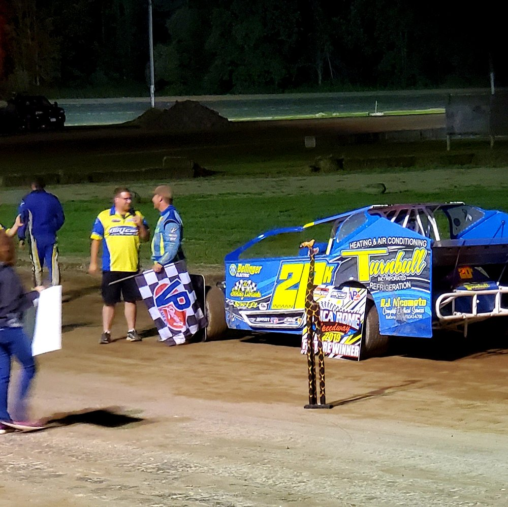 Utica Rome Speedway: 5591 State Route 5, Vernon, NY