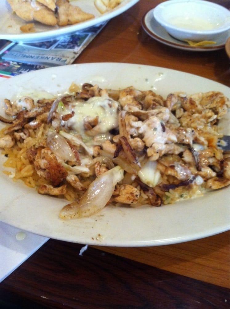 ACP Texano - Picture of El Burrito Mexican Restaurant II ...