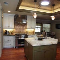 Photo Of Fugman Construction Inc Fresno Ca United States Remodeled Kitchen  W Painted Cabinets