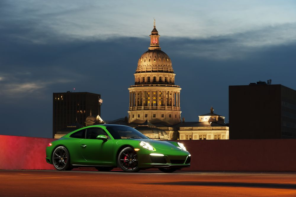 Porsche Austin