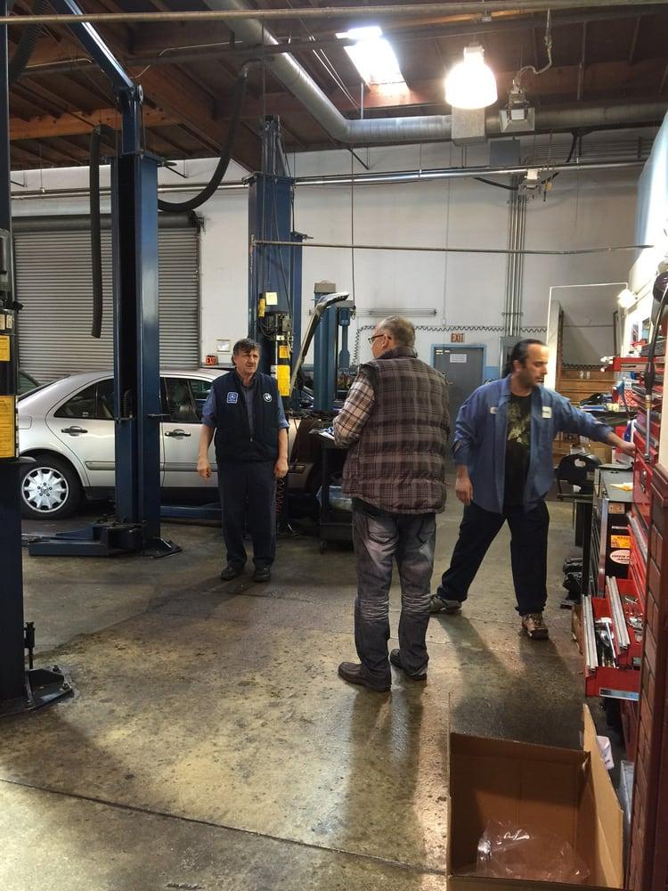 Autohaus Burlingame Garages 1309 Rollins Rd