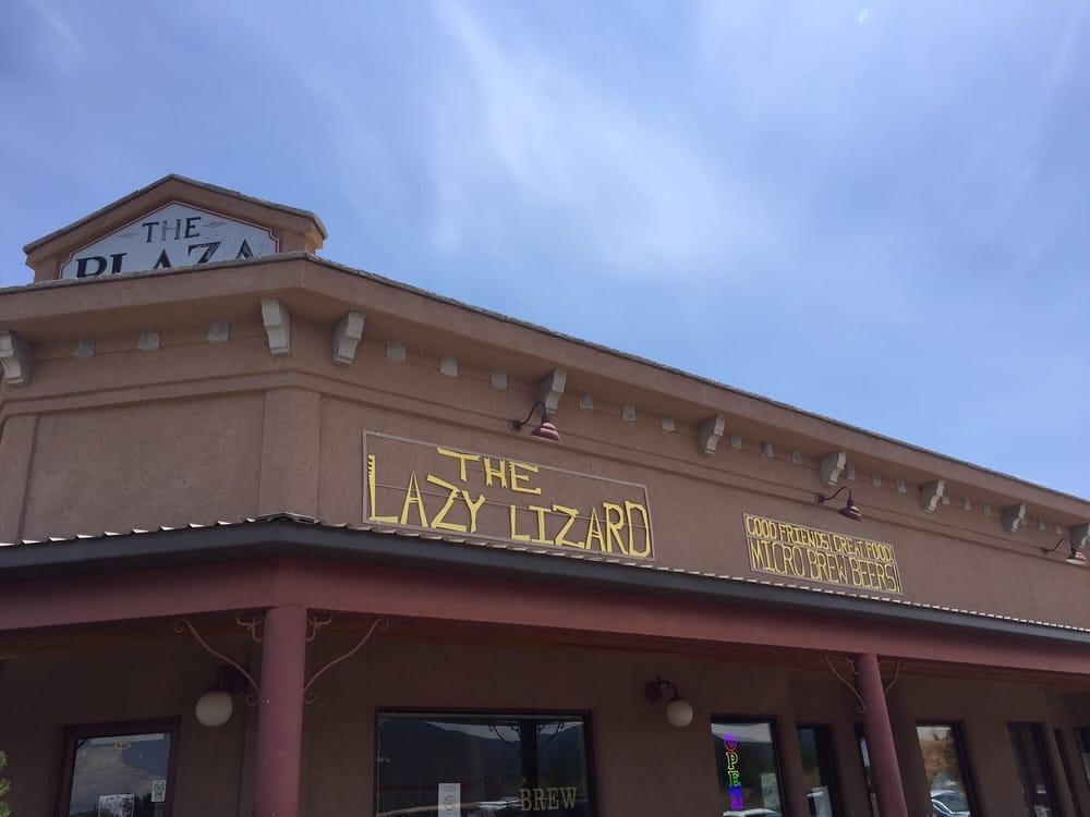 Lazy Lizard Grill: 12480 State Hwy 14 N, Cedar Crest, NM