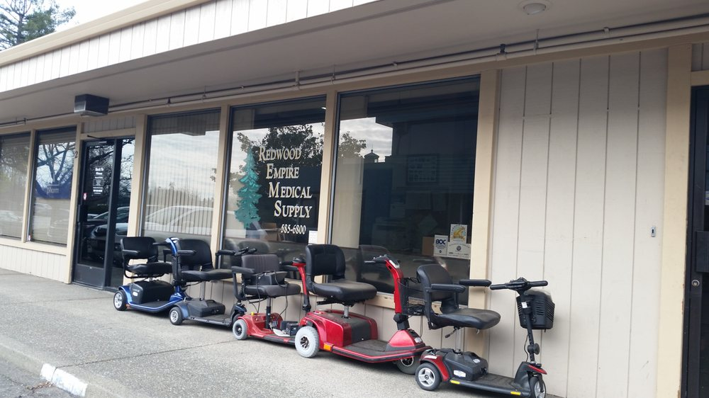 Redwood Empire Medical Supply: 6620 Redwood Dr, Rohnert Park, CA